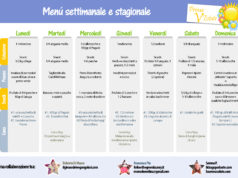 menu di giugno